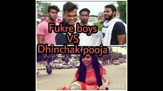 Dhinchak pooja vs Fukre