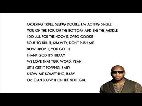 Flo Rida - Hello Friday ft. Jason Derulo Lyrics