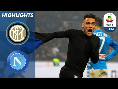 Inter 1-0 Napoli | Martínez Sinks 10 Man Napoli With A Last