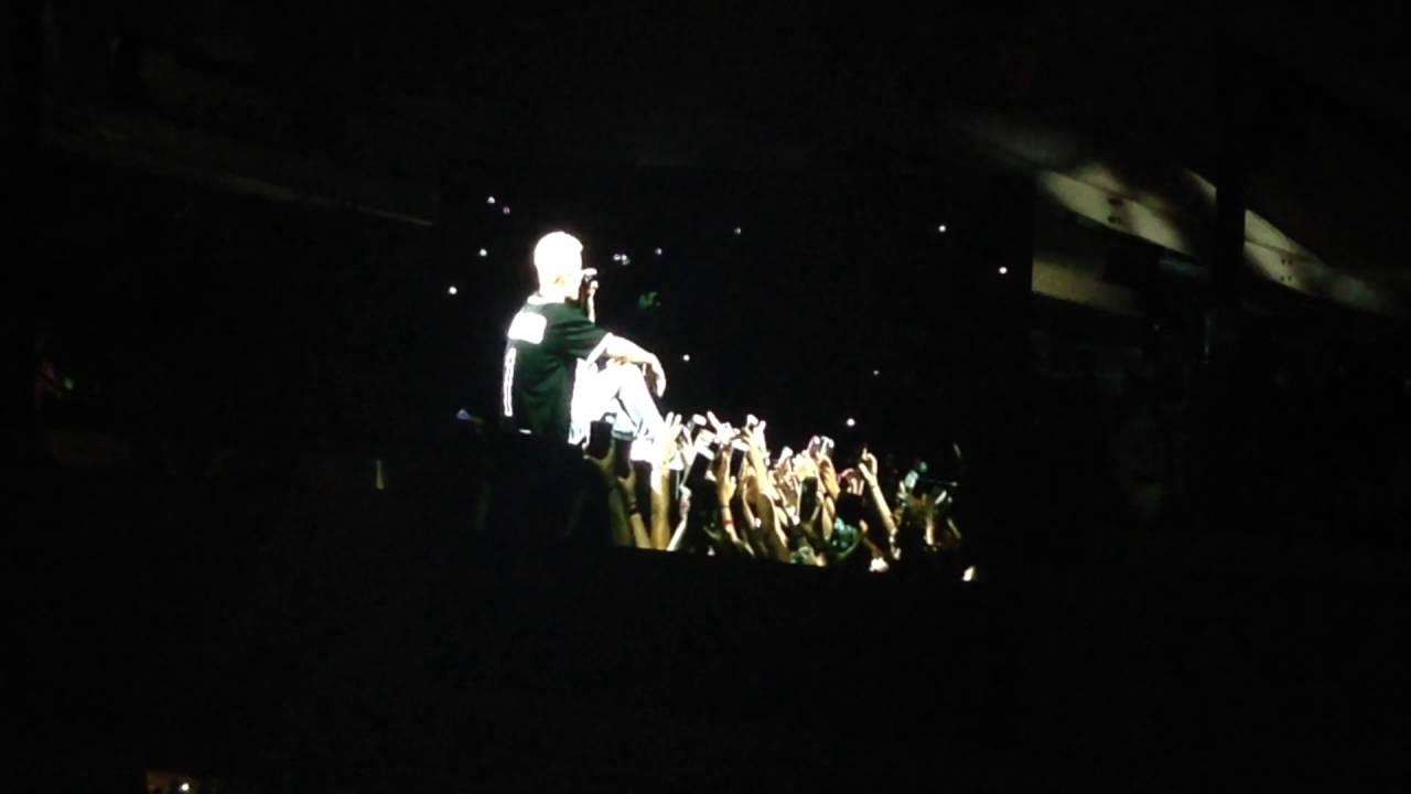f9153c32c2ad Justin Bieber Thrills At Final U.S. Purpose Tour NYC Show With Travis Scott,  Jaden Smith