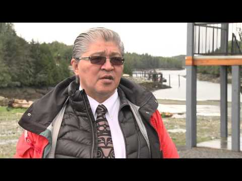 Port Investment in Kitkatla Kitchen and Greenhouse