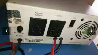 Zenus inverter repairing