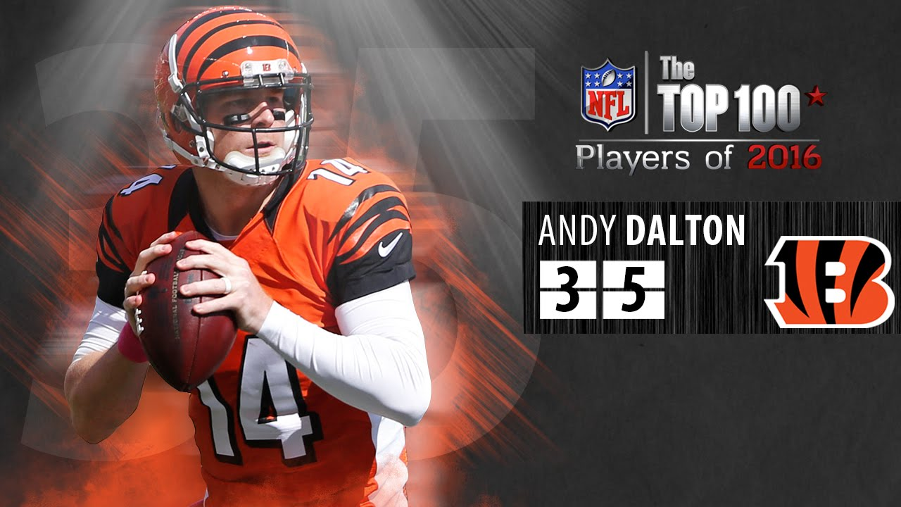 andy dalton football jersey