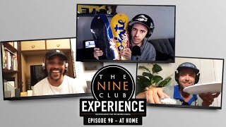 Nine Club EXPERIENCE #98 (At Home) - Tyson Bowerbank, Tony Hawk on Joe Rogan, Javier Sarmiento