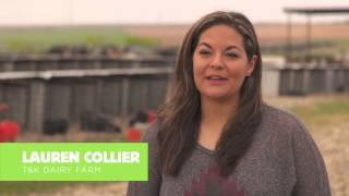 Meet the Collier Family, T&K Dairy