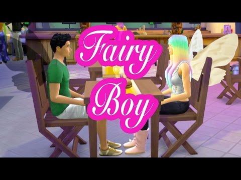 Fairy Fantasy FairyTale Part 4 Fairy Boy Phone Number SIMS 4 Game Let's Play Video Series
