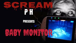 Baby monitor (With English CC) // Ghost Stories (Tagalog Vol. 7) Horror Stories Online