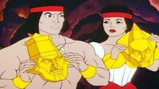He Man Deutsch | Masken der Macht | Ganze Folge | Cartoon | Kinderfilme | Animation
