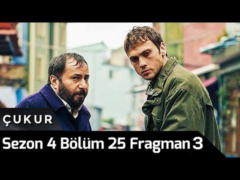 Çukur 4.Sezon 25.Bölüm 3.Fragman - HER ŞEY BİTTİ!