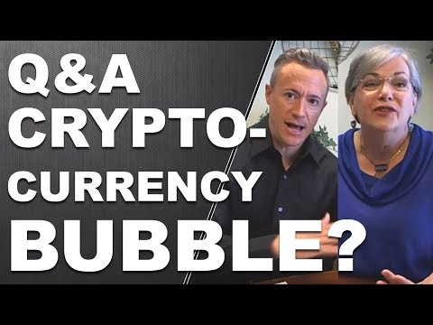 Q&A Cryptocurrency Bubble? Government Ban Bitcoin? Why Do Companies Buy Back Over  Priced Stocks?
