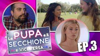 MARINA VS. CARLOTTA - LA PUPA & IL SECCHIONE *REACTION* EP. 3 (Seconda Parte)