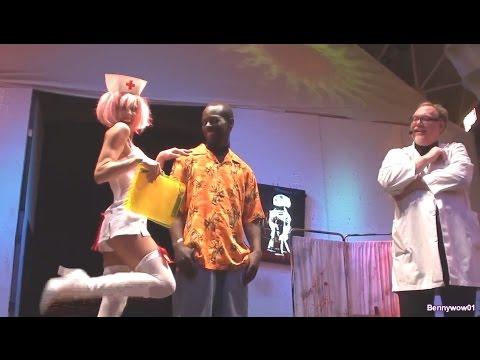 Kevin James Magic Show Las Vegas October 2010