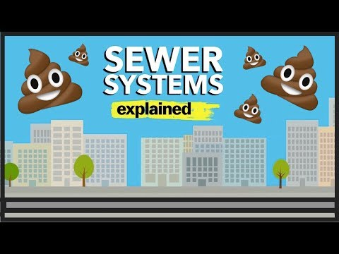 How Do Sewer Systems Work?