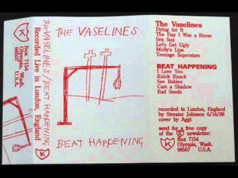 Beat Happening - I love you - Live in London 06-16-88