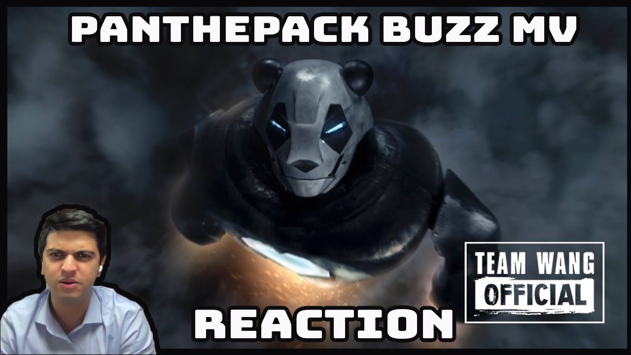 PANTHEPACK BUZZ MV Reaction   #TEAMWANG #JACKSONWANG #PanThePack - REACTION VIDEO   Team Wang