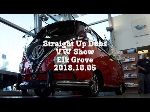 Straight Up Dubs VW Show -Sacramento/Elk Grove - 2018.10.06
