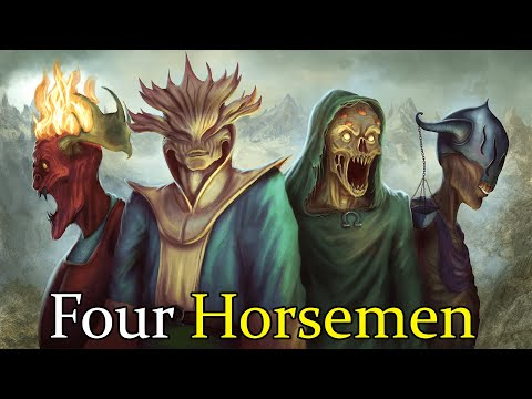 The Four Horsemen of the Apocalypse - Who Are They & What Do They Represent?
