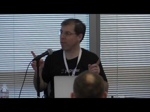 Jason Grout | JupyterLab: Building Blocks for Interactive Computing