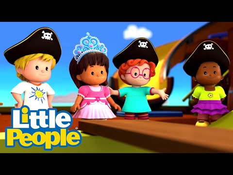 Fisher Price Little People | Better Learn To Wait Your Turn! - Once Upon A Time... | Kids Movies