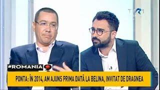 Victor Ponta, despre declaraţiile date la DNA, în dosarul Tel Drum (#România9)