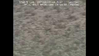 Brimstone Missile- Rapid SALVO Fire