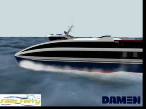 Cabo Verde Fast Ferry - CVFF