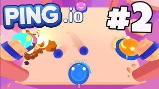 INSANE NEW MAPS! Huge Update! - PING.IO Gameplay Walkthrough Part 2