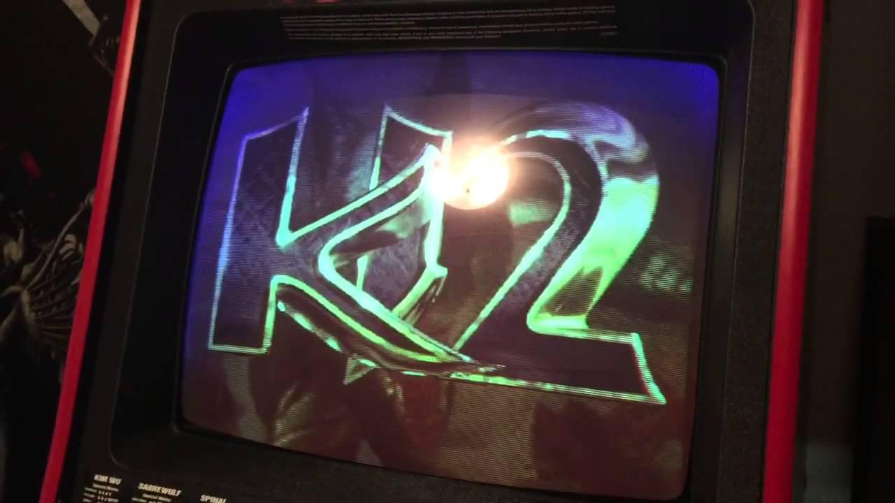 Killer instinct 2 Arcade arrived! - YouTube