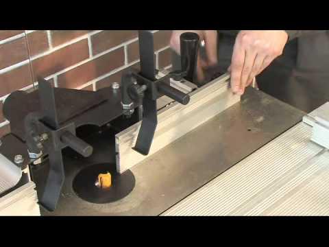 стол для фрезерной машинки