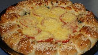 Bubble Pizza (Simple Baking)