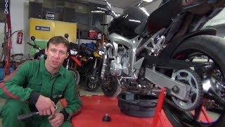 Jak správně zazimovat motorku