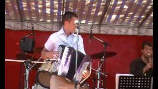 A fond la caisse par Lionel Belluard au festival d'accordéon de Lesterps.