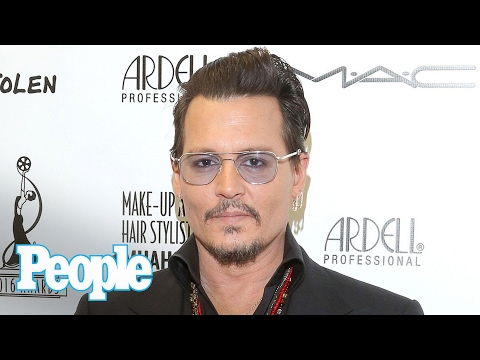 Lawsuit Claims Johnny Depp Is In Financial Crisis For Spending $2m A Month | People NOW | People