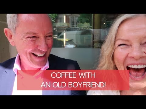 COFFEE WITH AN OLD BOYFRIEND! - VLOG #14