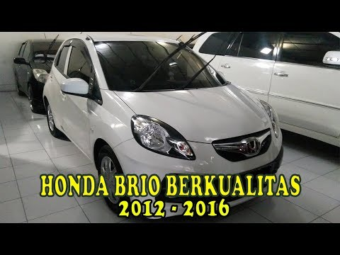 HARGA MOBIL BEKAS HONDA BRIO 2012 - 2016 | Transmisi Manual