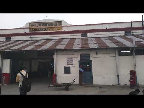 Najibabad Railway Station