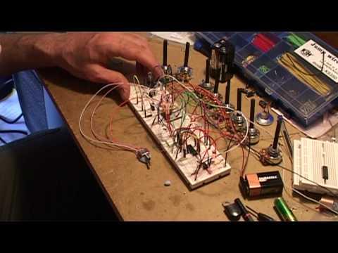 simple drum machine
