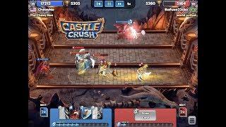 I Gave Up - Shocking Win! Castle Crush #87 gameplay walkthrough