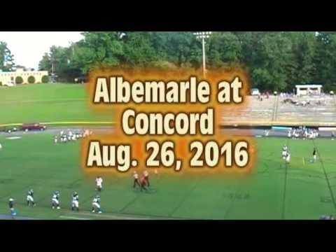 Concord 56 Albemarle 0