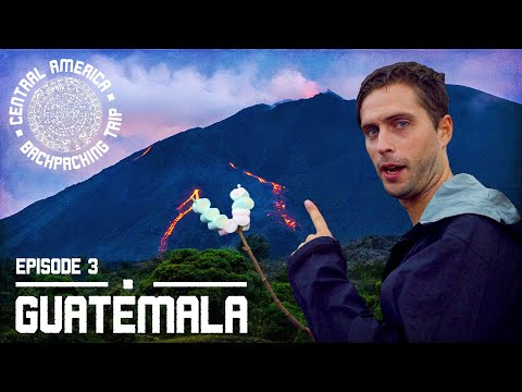 CENTRAL AMERICA BACKPACKING TRIP | Ep3: Guatemala