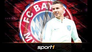 Wie Lucas Hernandez zu Bayerns 160-Mio.-Mann werden könnte | SPORT1