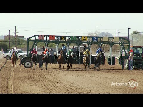 Rillito Racing Track History