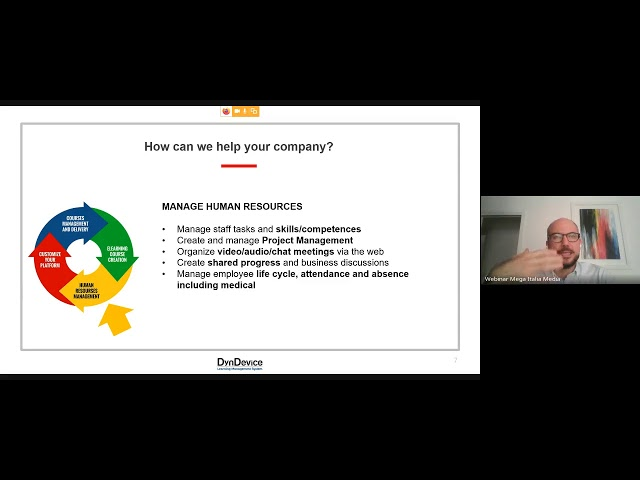HR Management - DynDevice Webinar