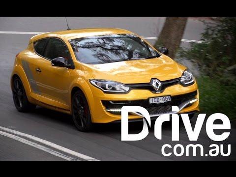 Renault Megane RS275 Trophy Review | Drive.com.au