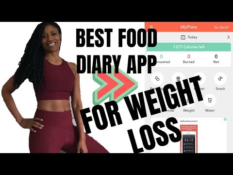 How To Track What You Eat | Best Food Diary App For Fast Weight Loss