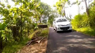 LIHAT DI UJUNG VIDEO Jalan Kajoran,karanggayam,kebumen