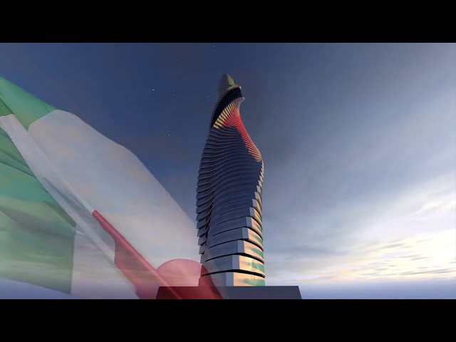 NEW RENAISSANCE - David Fisher Dynamic Architecture