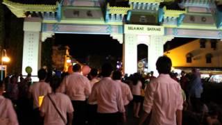 Christmas Parade Kuching Thumbnail