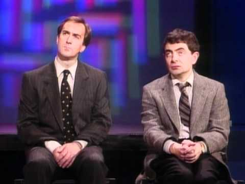 Rowan Atkinson Live -  It Started With A Sneeze
