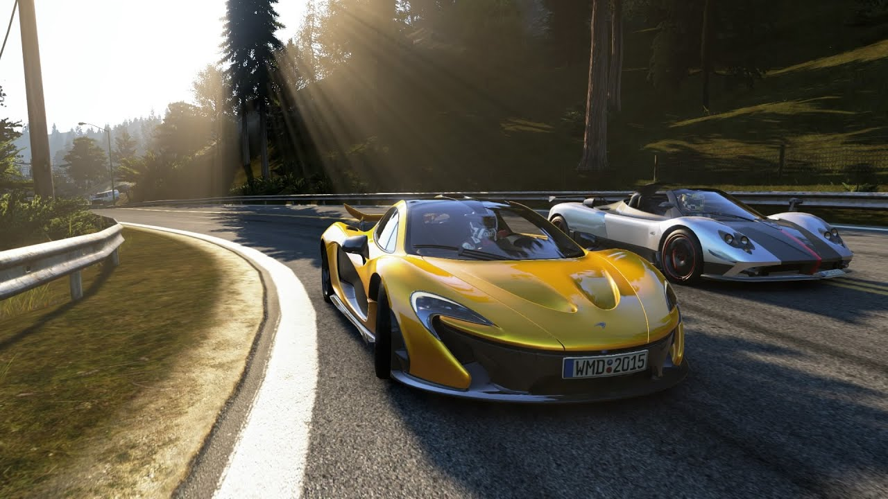 Project cars mclaren p1 vs pagani zonda cinque youtube - Project cars mclaren p1 ...